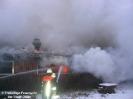 Brand einer Schreinerei in Zandt