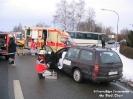 Verkehrsunfall B 85 Höhe Industriegebiet