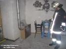 Ölofenbrand Stadtgebiet Cham