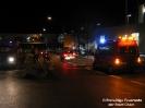 Ölspur nach Verkehrsunfall Rachelstra&