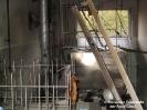 Brand Reinigungsanlage in einem Industriebetrieb