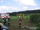 Schwerer Vekehrsunfall B22 Grafenkirchen