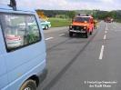 Schwerer Verkehrsunfall B22 Wackerling