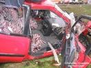 Verkehrsunfall B20 Höhe Weiding