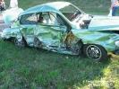 Verkehrsunfall B 22 bei Rhanwalting