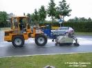 Dieselspur Stadtgebiet Cham