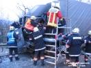 Verkehrsunfall B20 Satzdorf