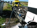 Verkehrsunfall B 20 bei Oberbühl