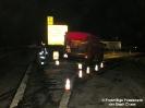 Verkehrsunfall B22 Cham