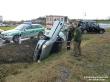 Verkehrsunfall Abfahrt B20 Cham-Süd