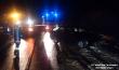 Verkehrsunfall B20 bei Kothmaißling
