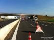 Verkehrsunfall B85 Höhe Cham-Süd