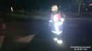 2016.06.11 Fahrbahnverunreinigung Knoten Cham Süd