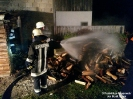 2016.10.30 Brand Holzschuppen Michelsdorf