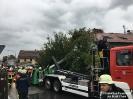 2017.09.16 Dachstuhlbrand Ried am Pfahl