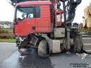 2017.10.06 PKW gegen Langholztransporter B22