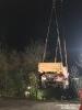 2019.10.29 LKW über Böschung gestürzt
